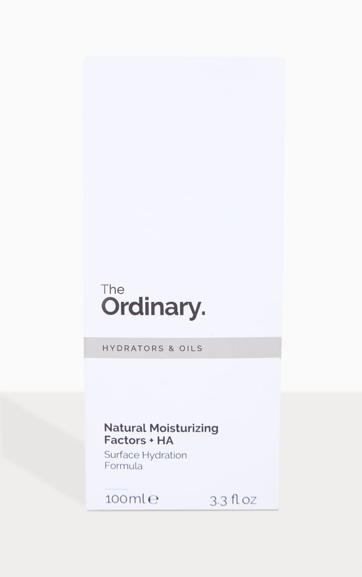 The Ordinary Natural Moisturizing Factors + HA 100ml 2