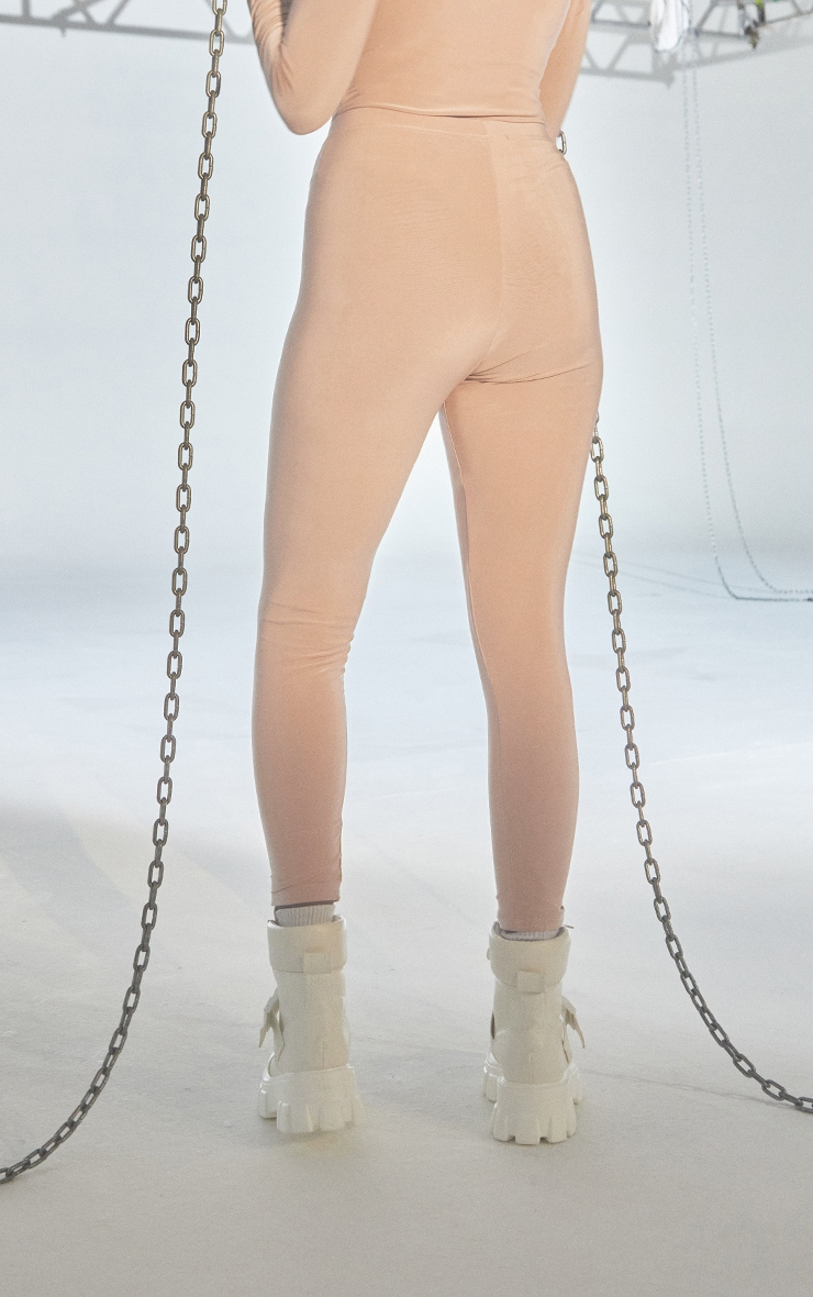 Second Skin Vanilla High Waist Legging 3