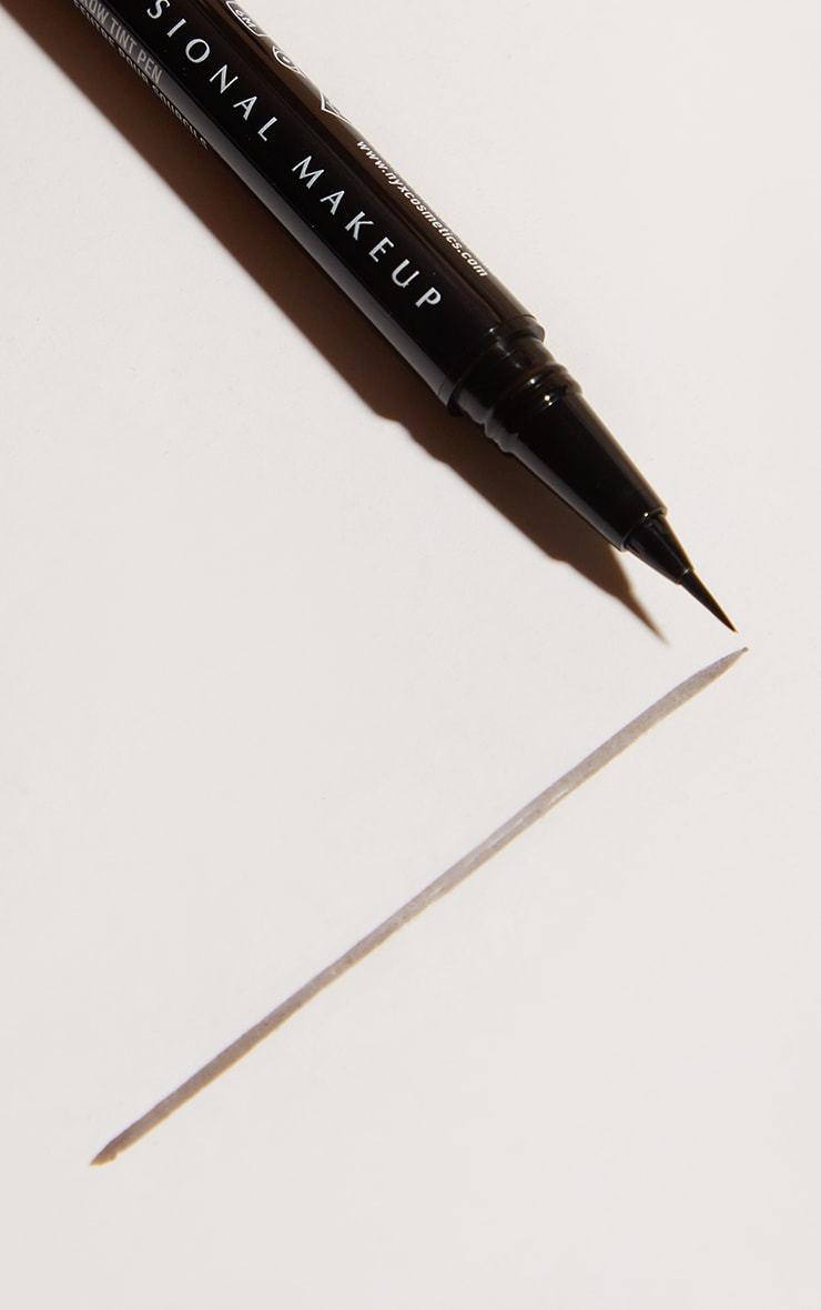 NYX PMU Lift And Snatch Brow Tint Pen Espresso 3