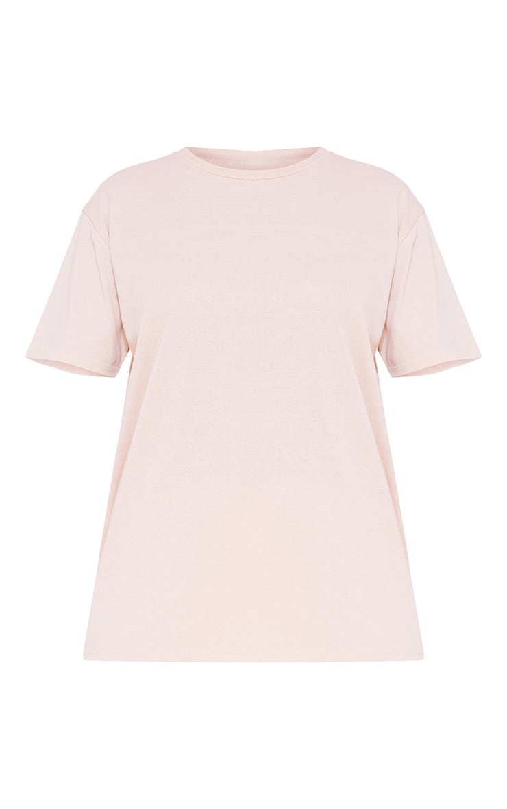 RECYCLED Deep Nude T Shirt 3