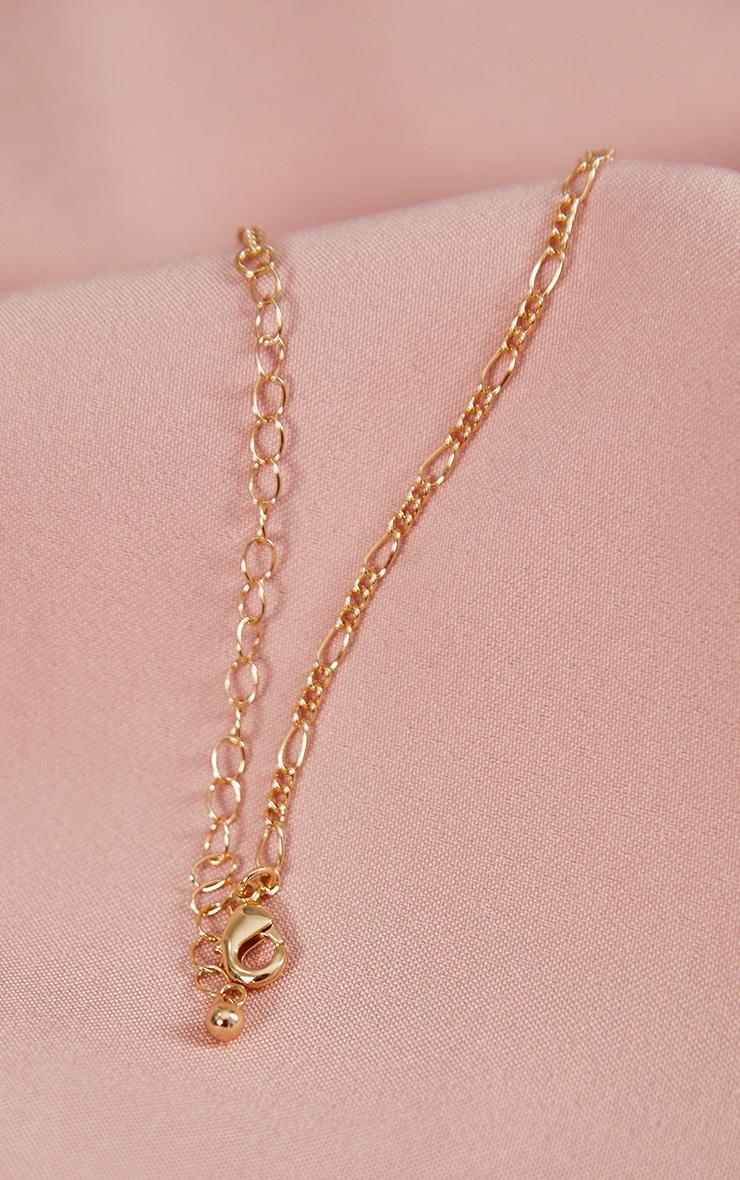 Multi Coloured Teddy Bear Necklace 4