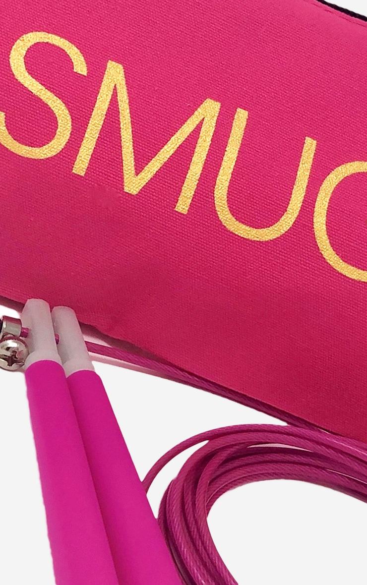 Pink Smug Aerobic Jump Rope 3