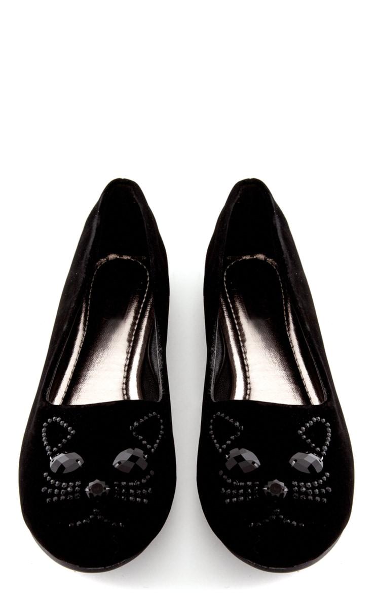 Cat Face Ballet Shoes  2