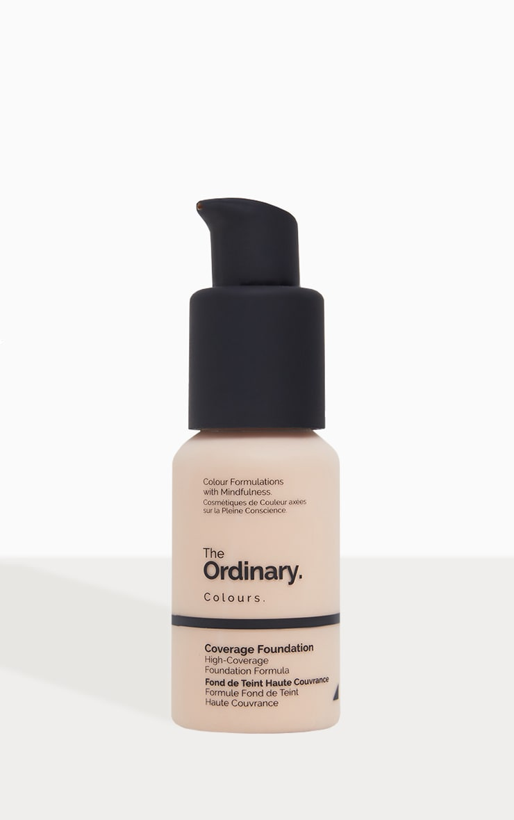 The Ordinary Coverage Foundation 1.1P Fair 1