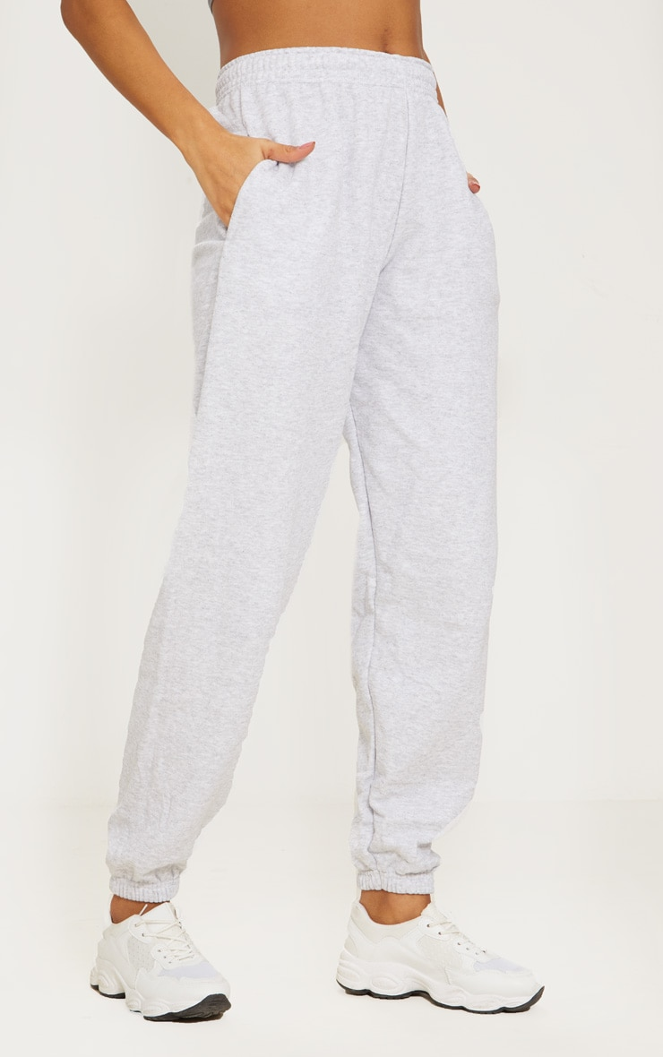 Ash Grey Casual Track Pants 2