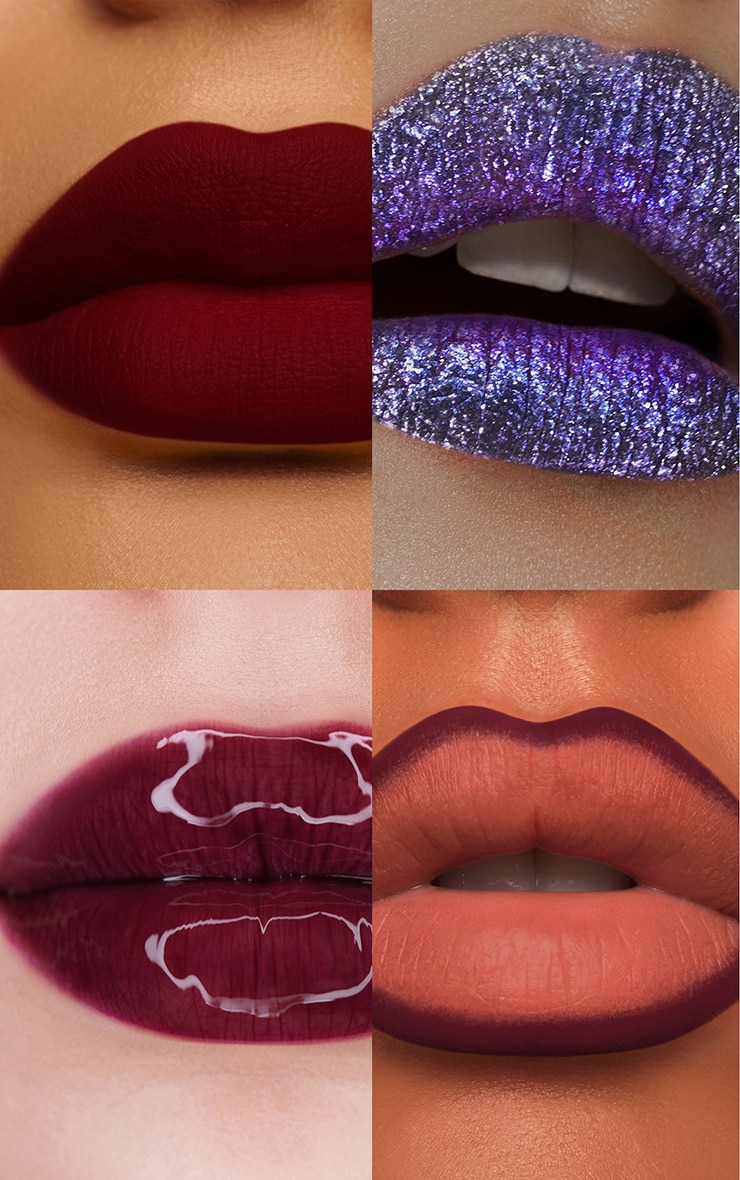 Lime Crime Best of Lip Darks 4