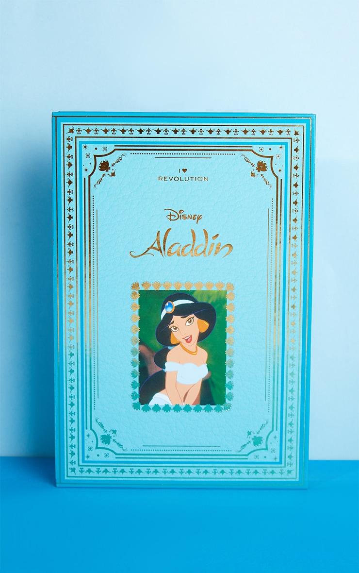 I Heart Revolution x Disney Fairytale Palette Jasmine 3