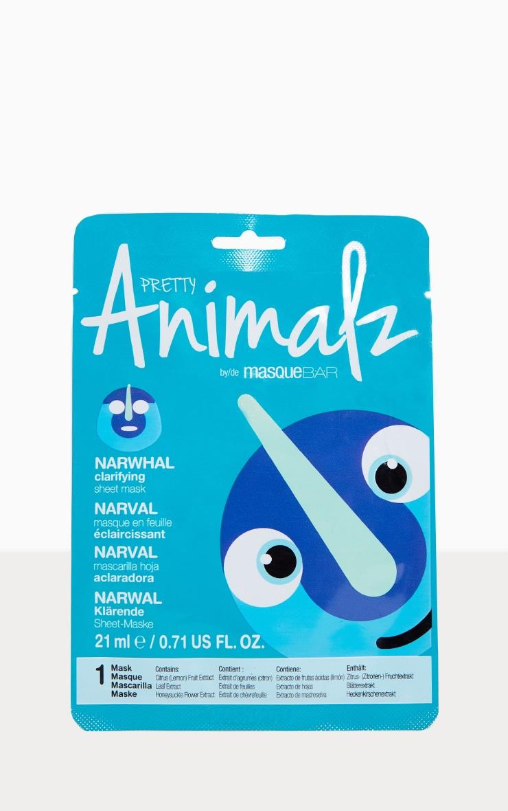 Animalz Narwhal Mask