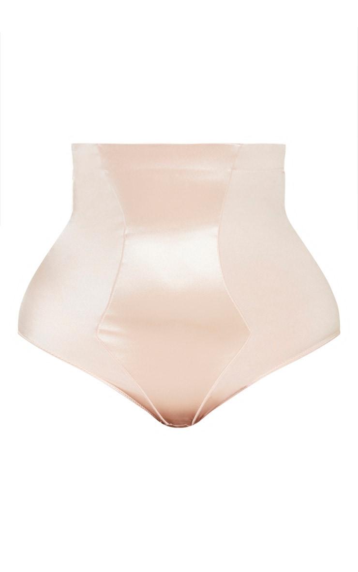 Gretmol Shapewear High Waist Tummy Control & Butt Lifter Panty Nude