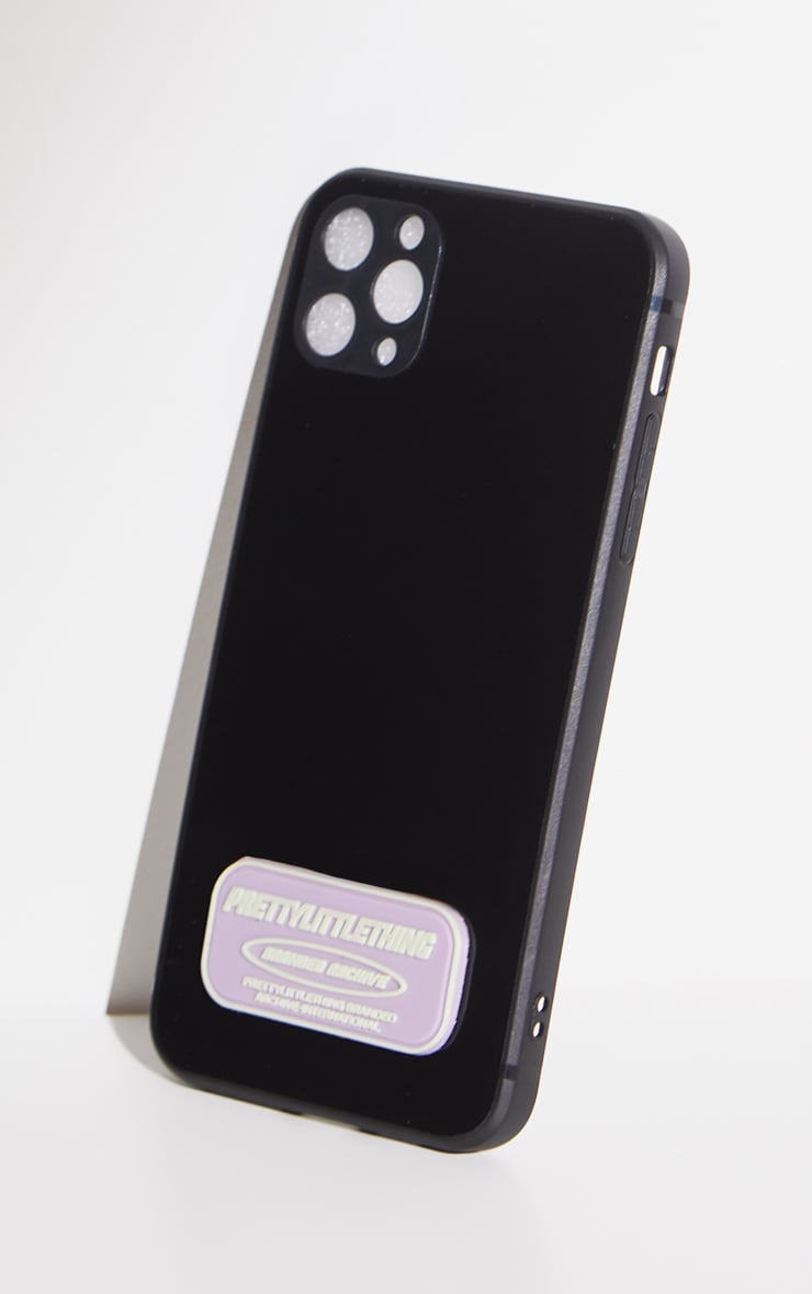 PRETTYLITTLETHING Branded Archive  Iphone XS MAX/11 Pro Max Case 1