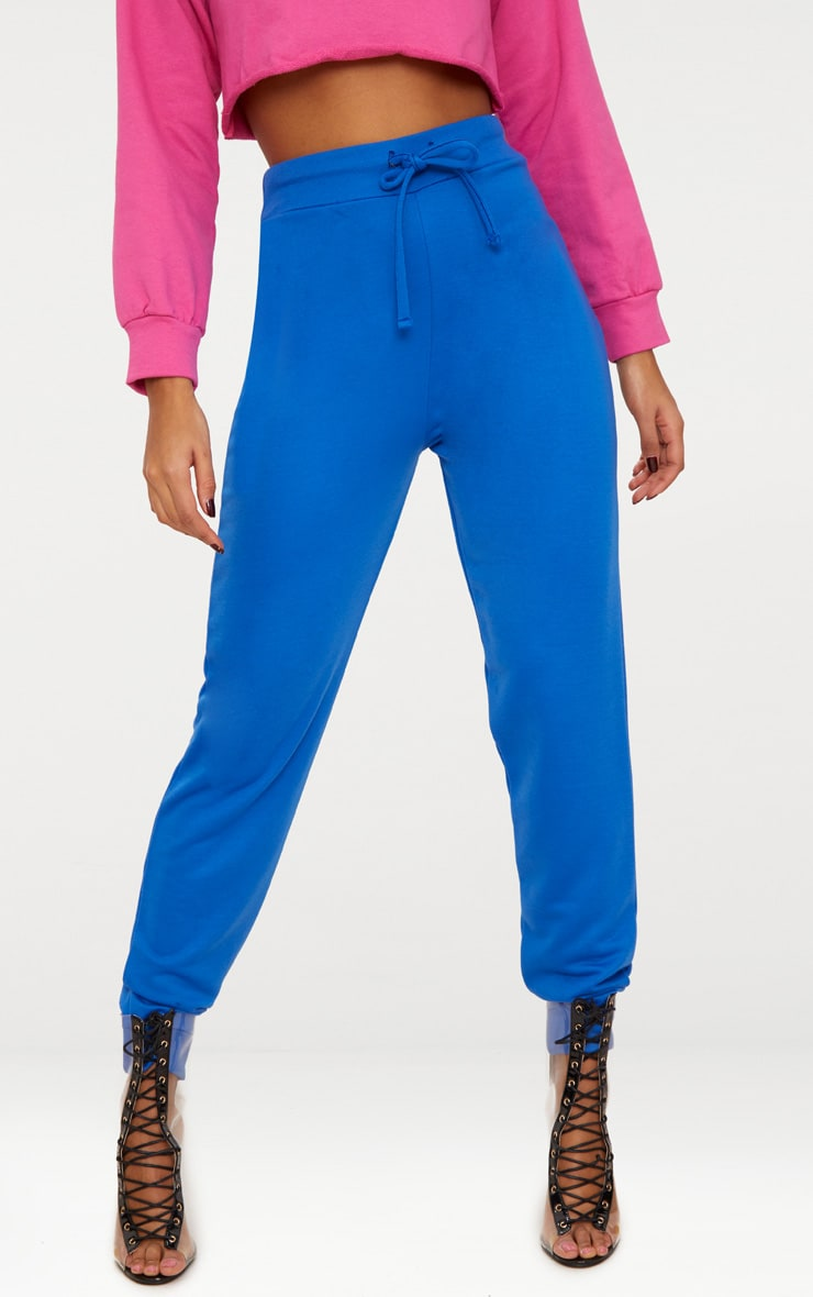 Cobalt Blue Ultimate Sweat Joggers 2