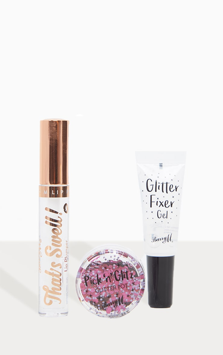 Barry M That's Swell & Glitter Bundle 1