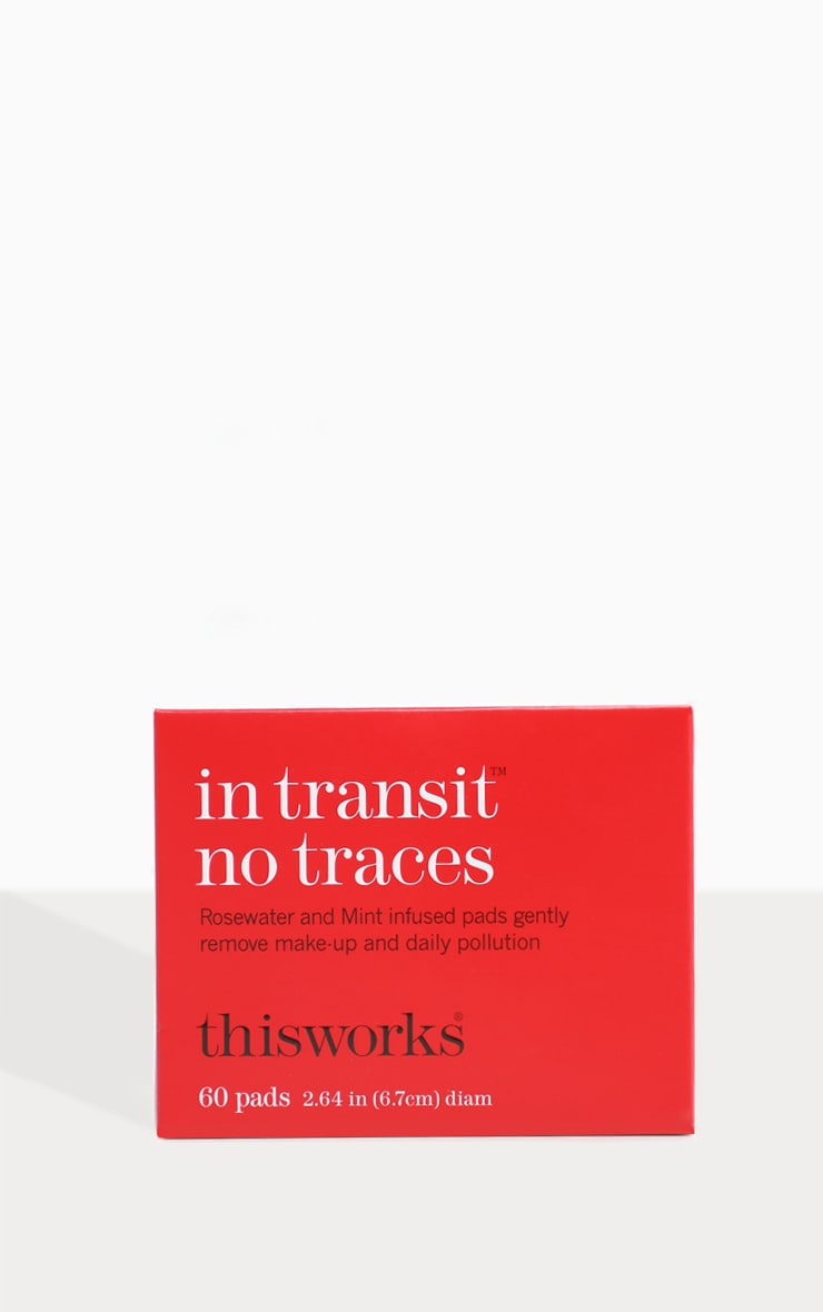 This Works In Transit No Traces Cleansing Pads 60Pcs 4