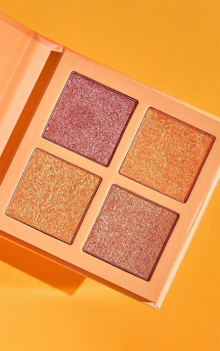 Makeup Obsession Glow Crush Palette Everyday Glow 4