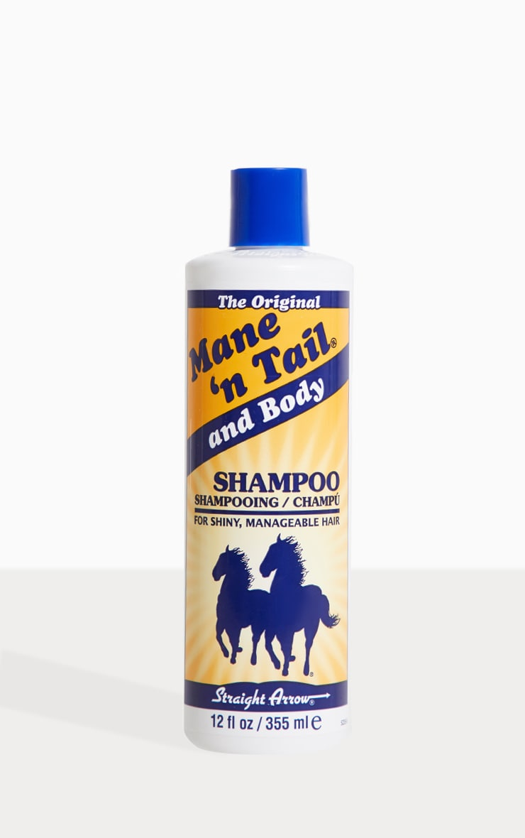 Mane n Tail Original Shampoo and Body 355ml 1