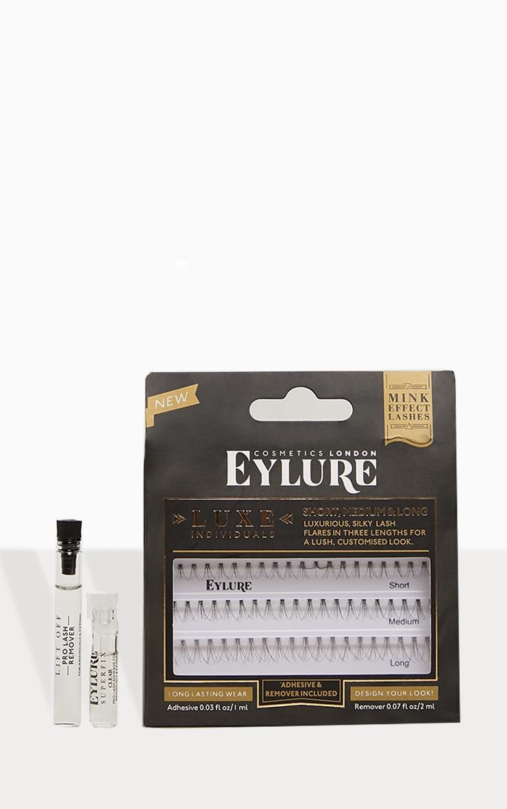 Eylure Luxe Faux Mink Individual Eyelashes 1