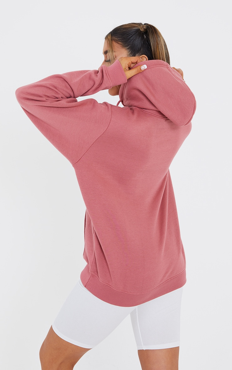 Dusty Pink Ultimate Hoodie 2