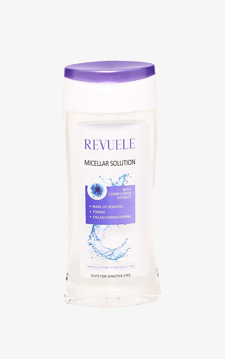 Revuele Micellar Cleansing Water for Sensitive Skin 1
