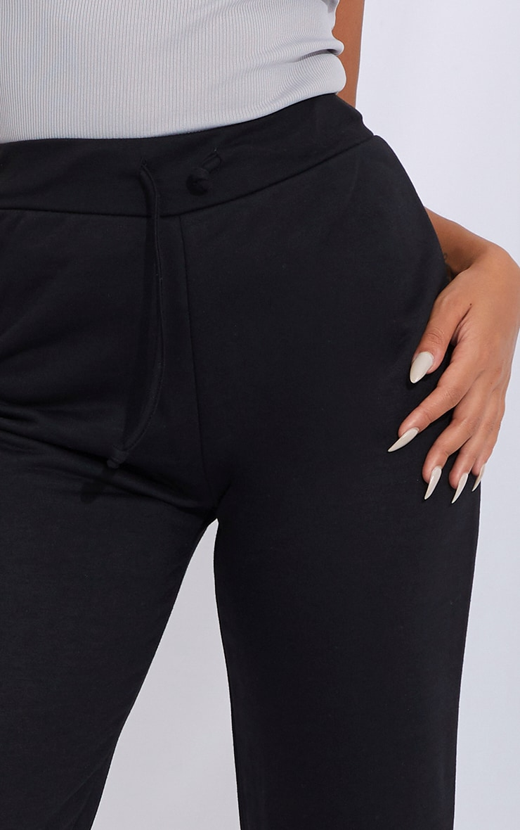Petite Black Ultimate Sweat Joggers 4