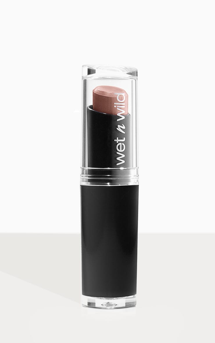 wet n wild MegaLast Lip Color Never Nude 1