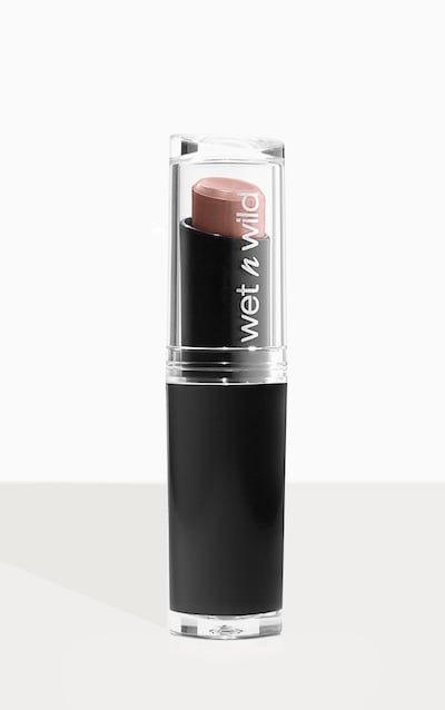 wet n wild MegaLast Lip Color Never Nude