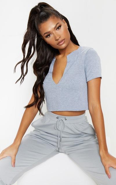 25274f18938900 Basic Tops   Basic T Shirts For Women   PrettyLittleThing
