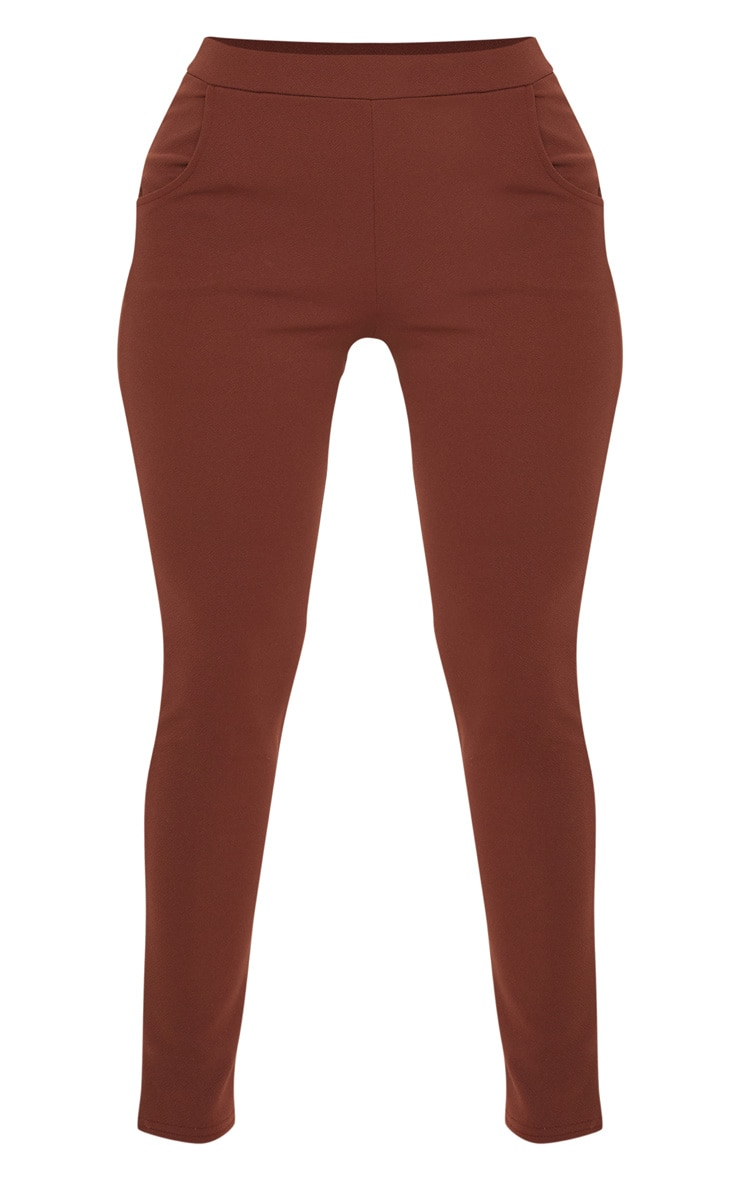 Chocolate Skinny Trouser 3