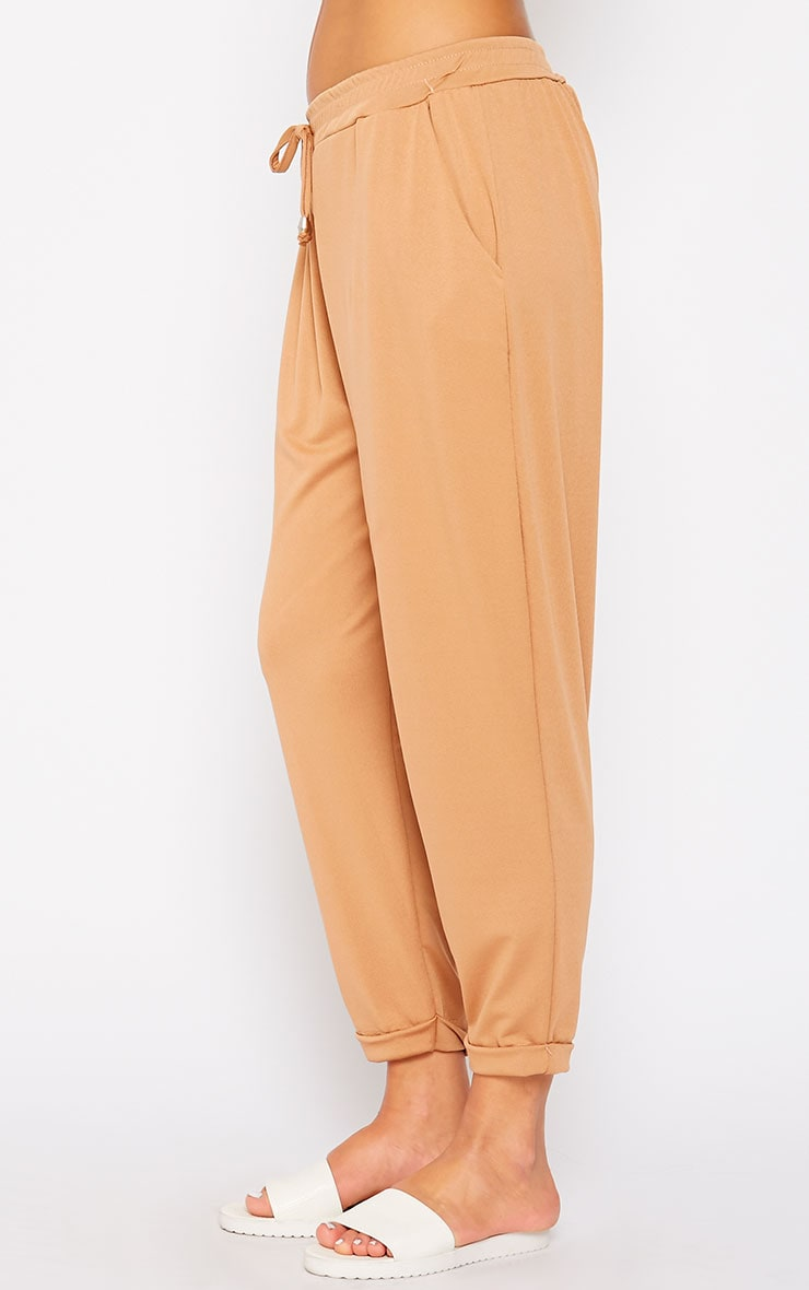 Connie Camel Trousers 3