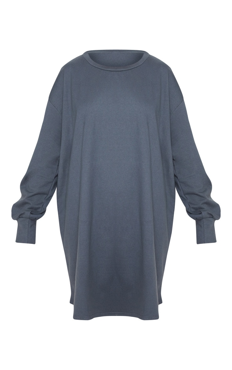 Robe sweat oversized anthracite 3