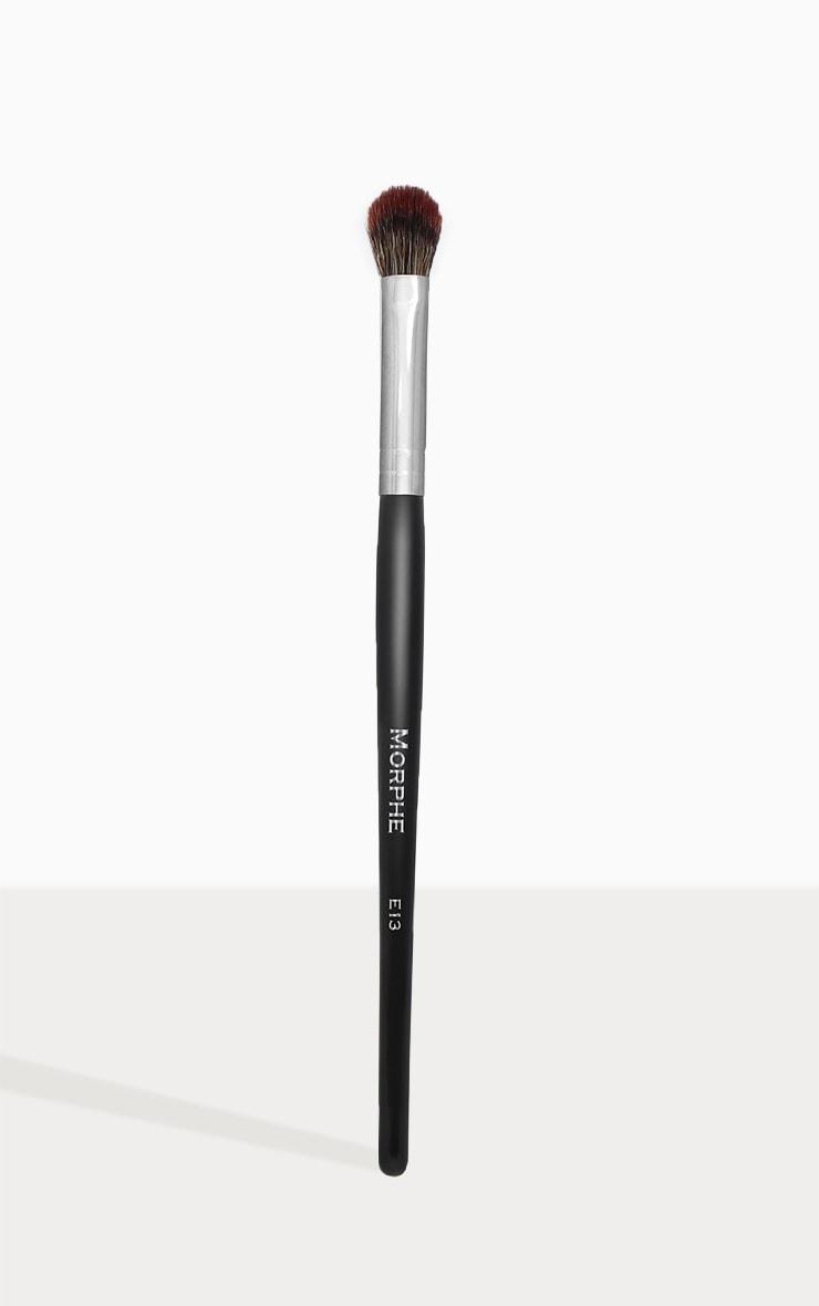 Morphe E13 Oval Shadow Fluff Brush 1