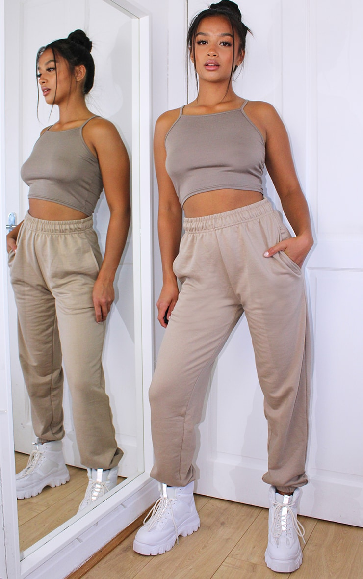 Petite Biscuit Casual Sweatpants 1