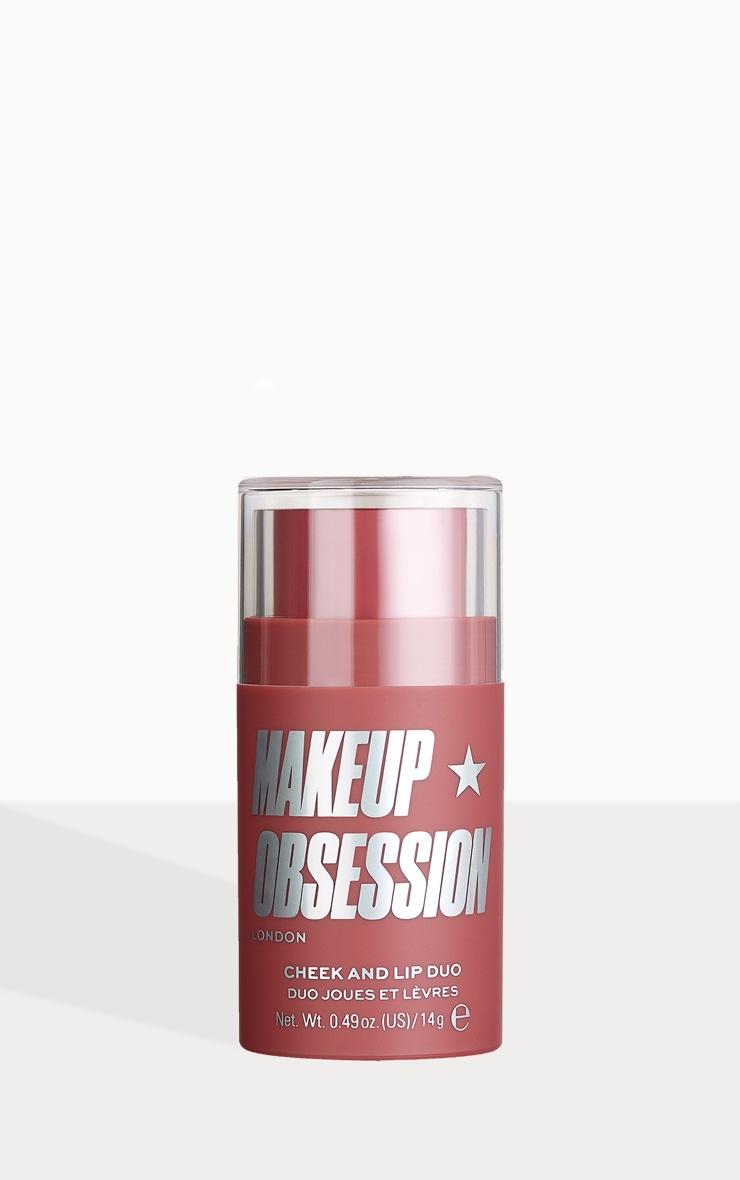 Makeup Obsession Cheek & Lip Tint Dreamboat 1
