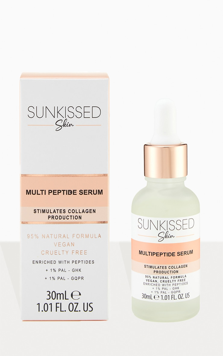 Sunkissed Skin Multi Peptide Moisturising Serum 1