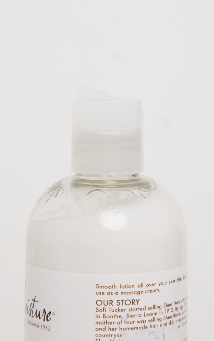 Shea Moisture 100% Virgin Coconut Oil Daily Hydration Body Lotion384ml 3