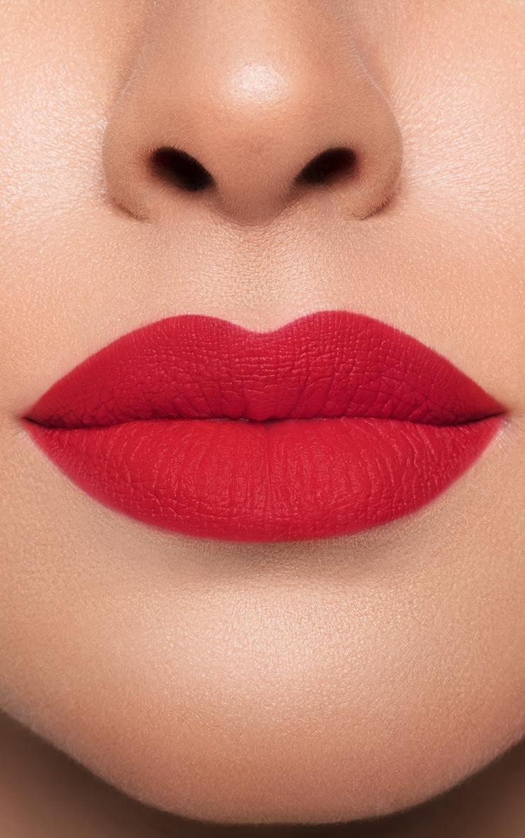 Morphe Mega Matte Lipstick Steamy 2