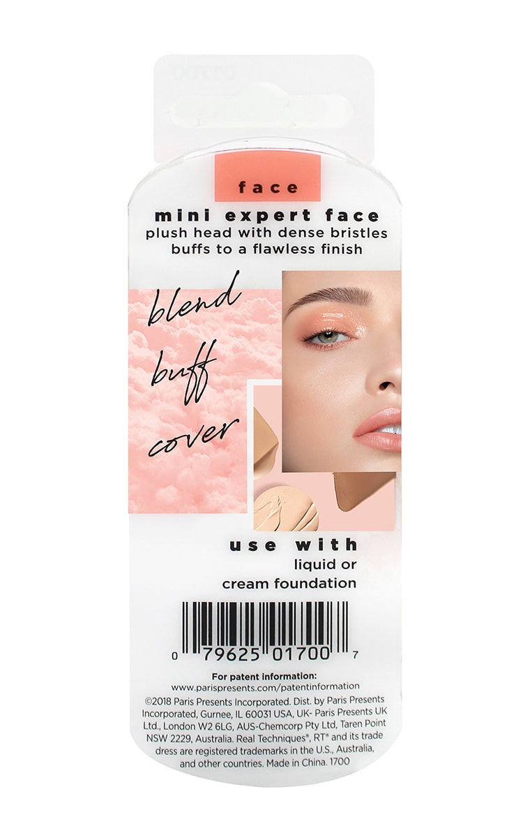 Real Techniques Mini Expert Face Brush 3