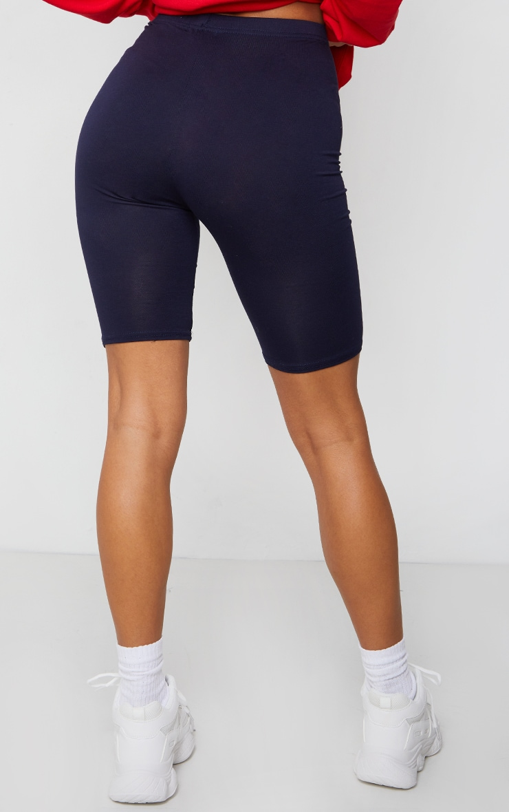 Navy Basic Cycle Shorts 3