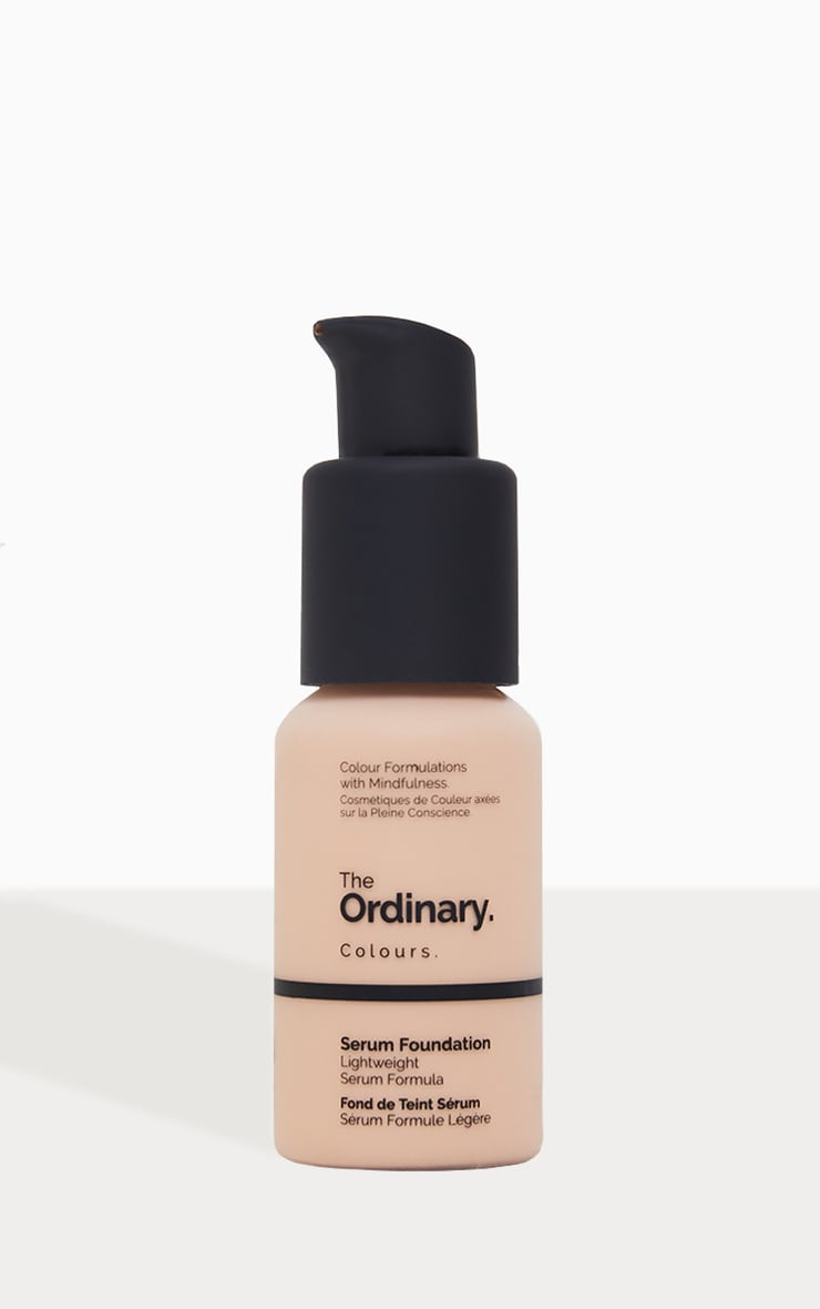 The Ordinary Serum Foundation 1.2P Light 1