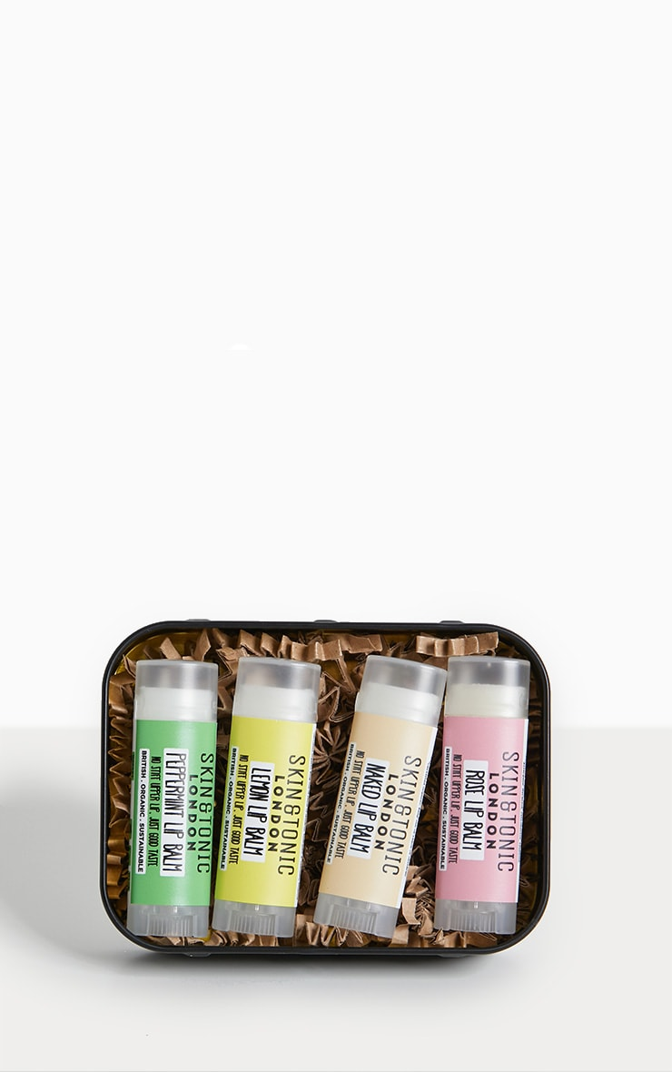 Skin & Tonic London Lip Balm Kit 2