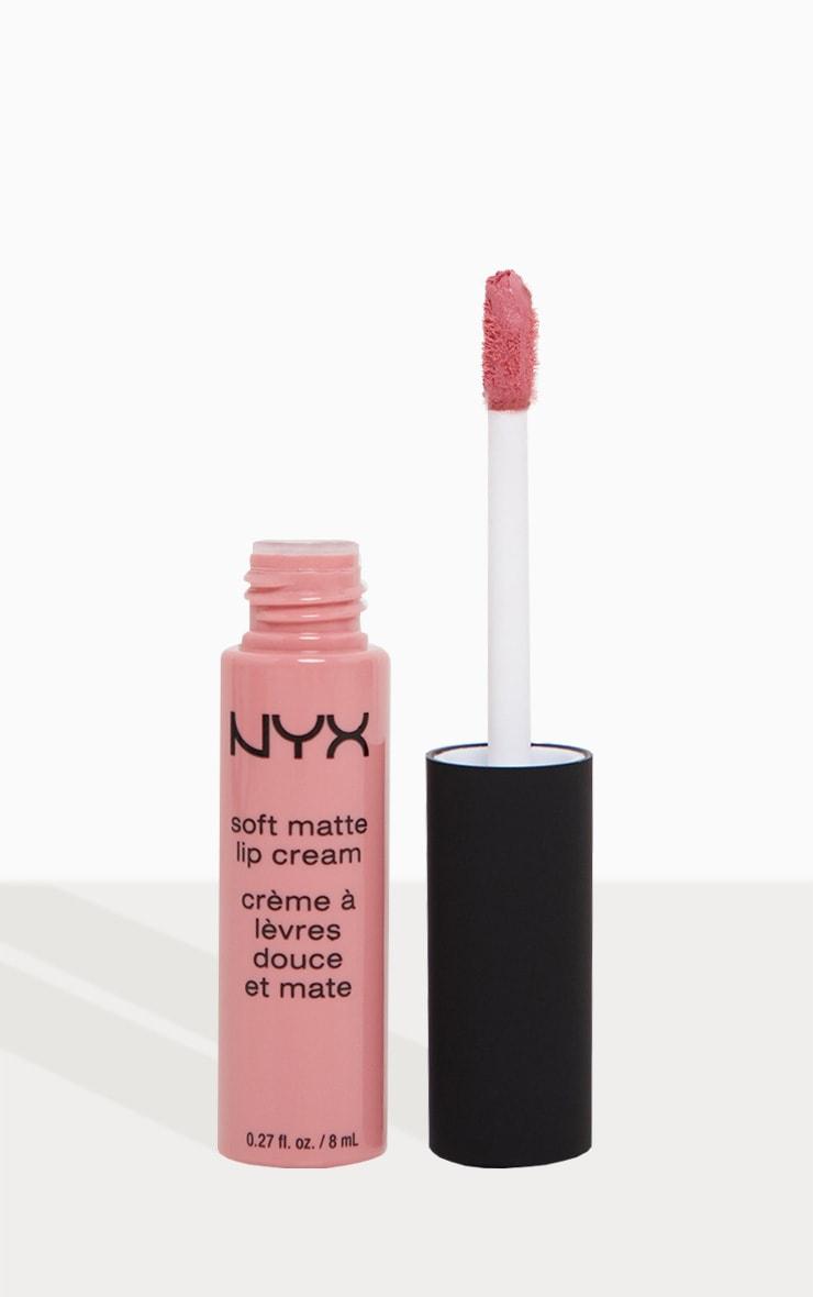 NYX PMU  – Rouge à lèvres crème soft matte - Istanbul 1