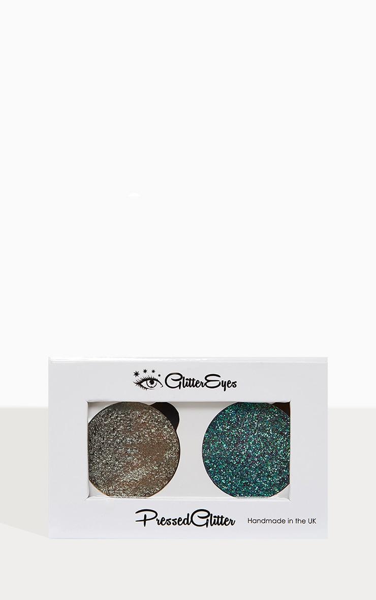 GlitterEyes Genie Duo Palette 2