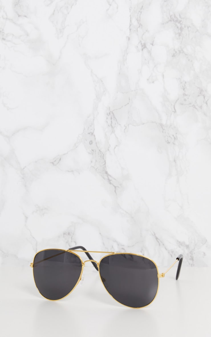 Gold Frame Aviator  3