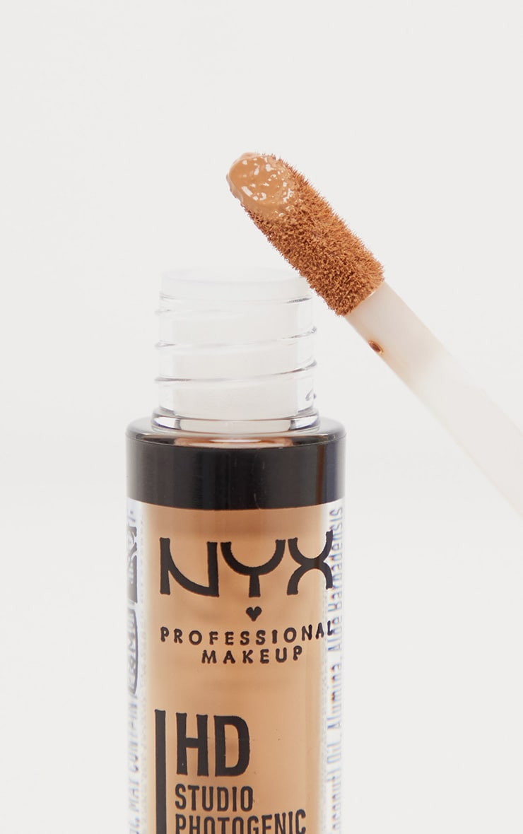 NYX PMU HD Photogenic Concealer Wand Tan 2