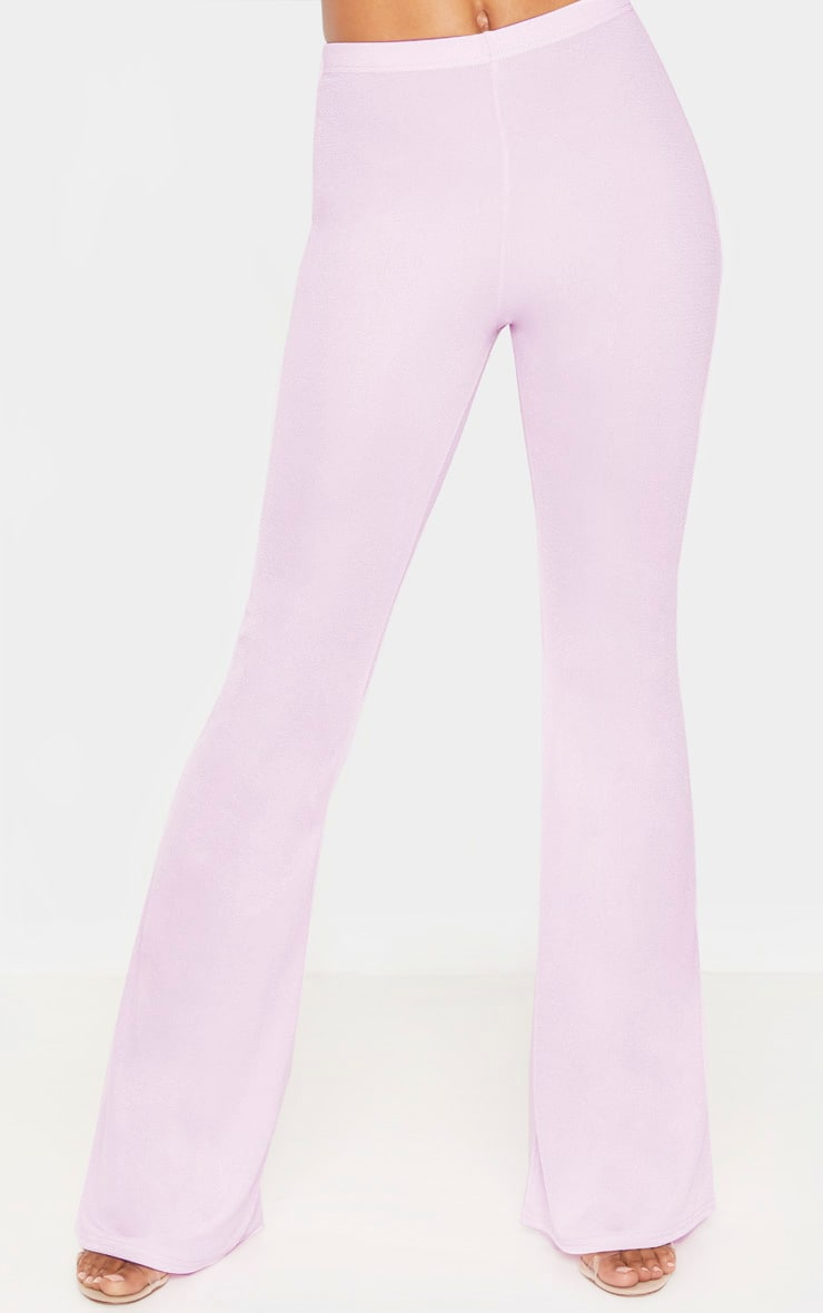 Tall Lilac Flare Trouser 2