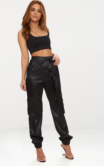 3ea9427e Pants For Women | Slacks | Pants & Trousers | PrettyLittleThing USA