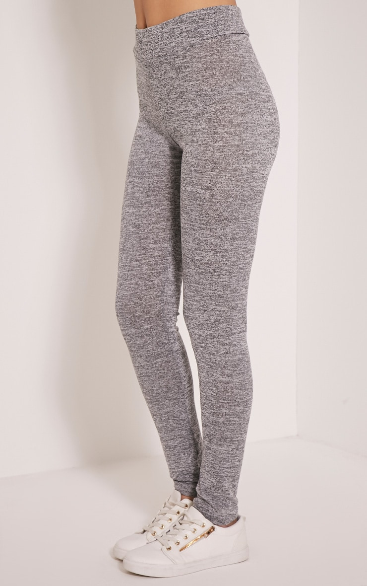Dannie Grey Tracksuit Bottoms 4