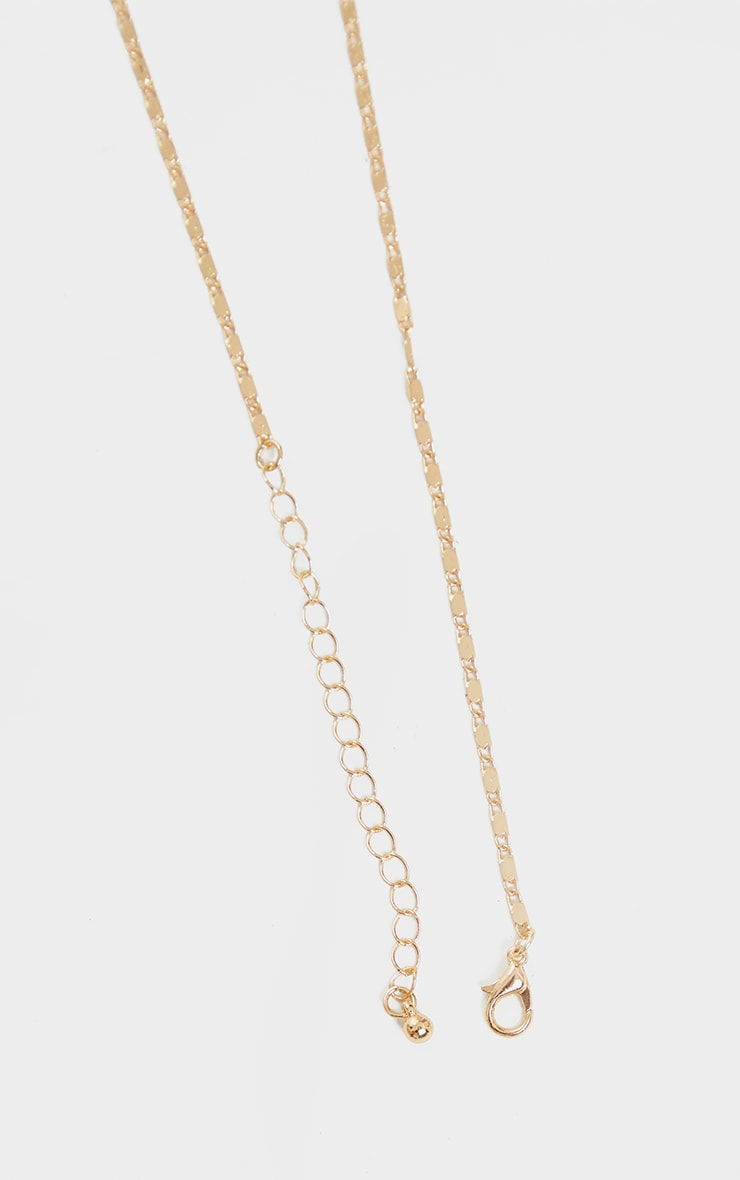 Gold Princess Necklace 4