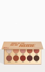Makeup Obsession Nude Is The New Nude Shadow Palette 1