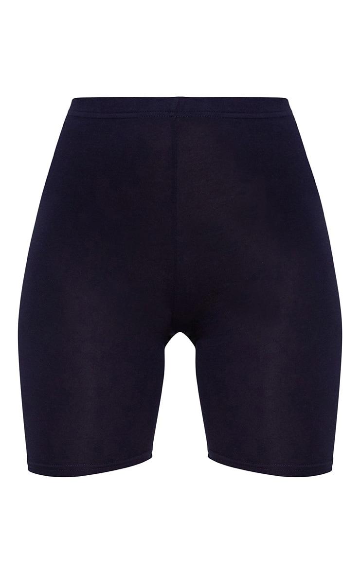 Navy Basic Cycle Shorts 3