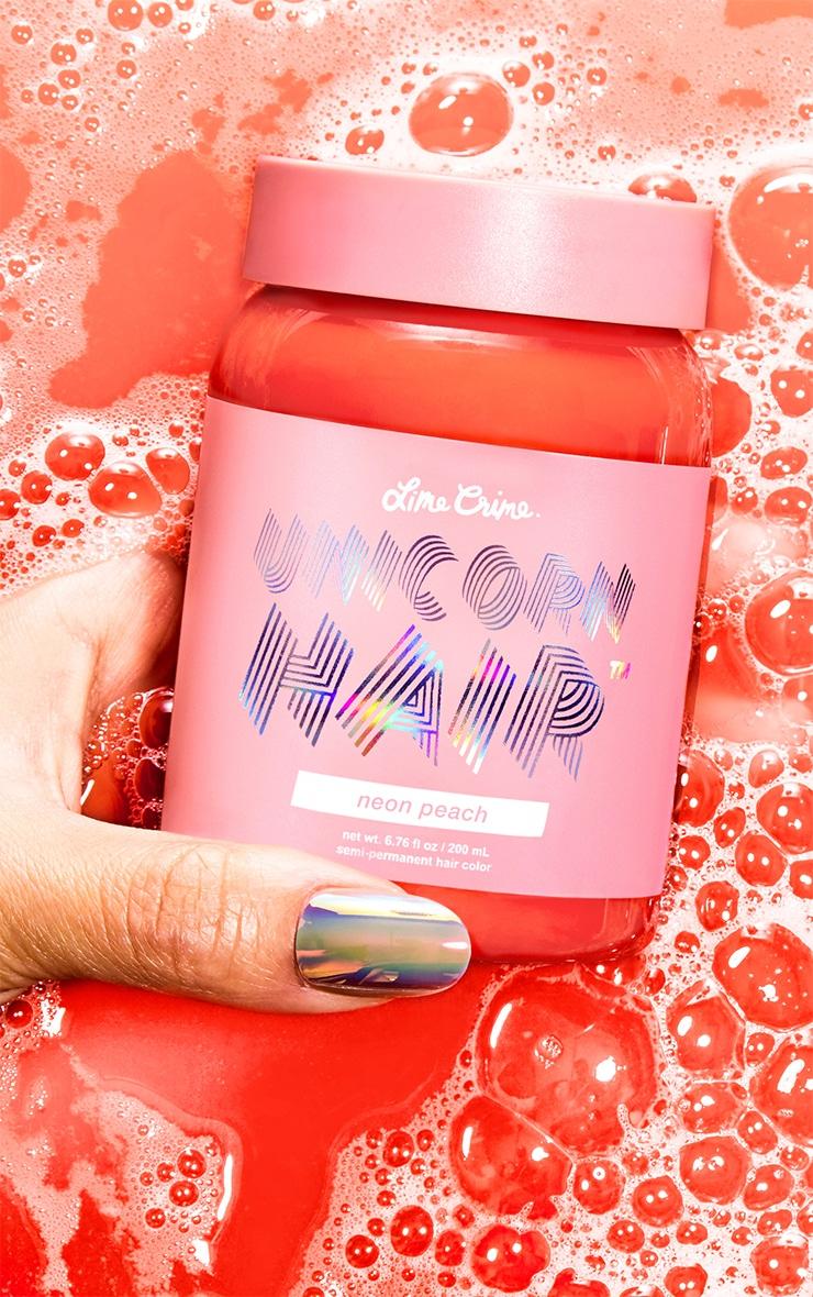 Lime Crime Unicorn Hair Neon Peach image 1